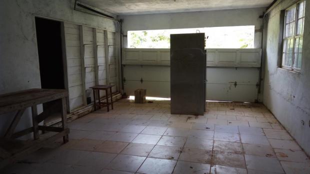 Unused Garage