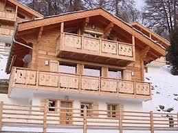 Chalet in Valais, Les Collons
