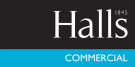 Halls Estate Agents, Shrewsbury - Commercial branch logo