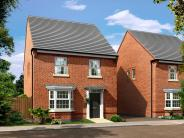 4 bedroom new property for sale in Barrowby Road, Grantham...