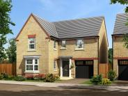 4 bed new house for sale in Barrowby Road, Grantham...