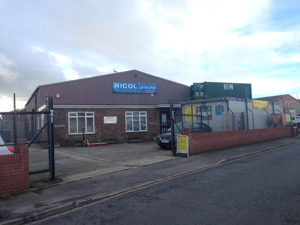 Property For Rent On Granby Industrial Esate