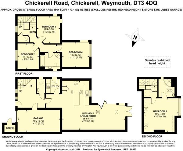 Floorplan (Plot 1)