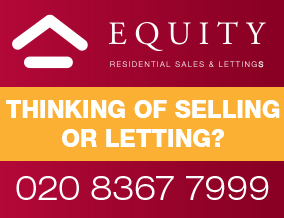 Get brand editions for Equity Estate Agents, Enfield Town