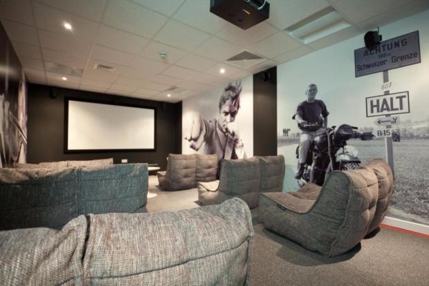 Unwind in the cinema