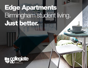 Get brand editions for Collegiate AC Ltd, Edge Apartments
