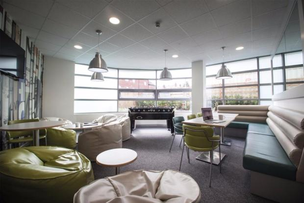 Superior common room