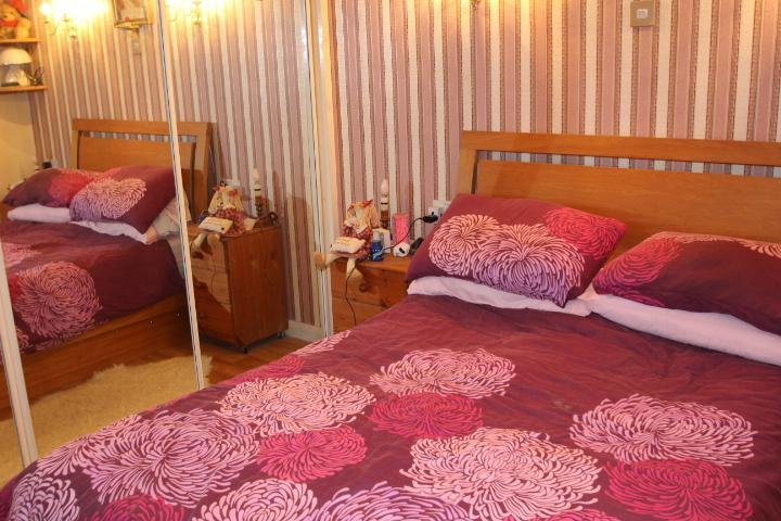 Bedroom 1 at front