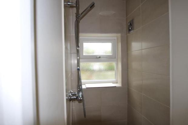 Thermostatic shower head and rinser