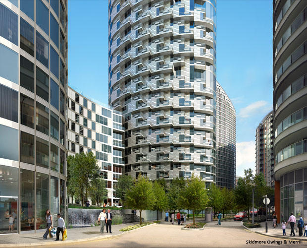 3 Bedroom Apartment For Sale In Providence Towernew Providence Wharflondon E14 9pl E14