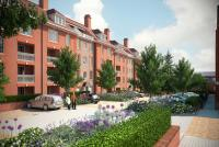 new development for sale in Amberden Avenue Finchley...