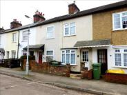 Terraced property in Upper Culver Road...