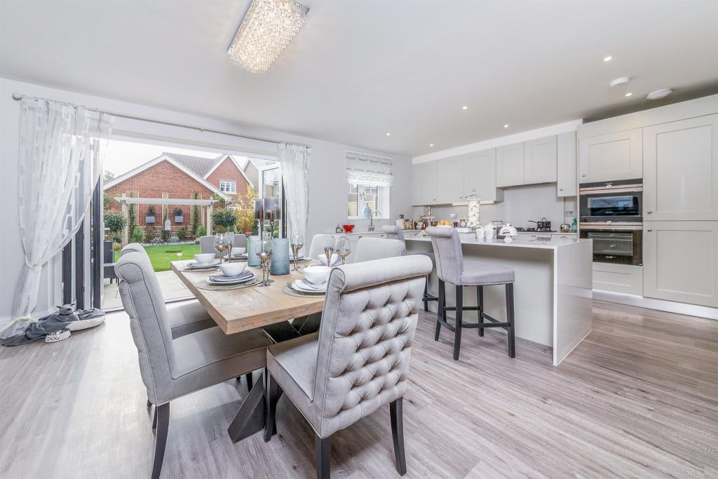 Shanly Homes,Breakfast rooms
