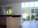 Kitchen-conservatory