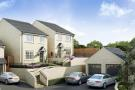 Artist impression of Plots 57 & 58, the Lydford
