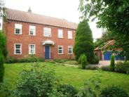 Detached home for sale in Canons Close, Southwell