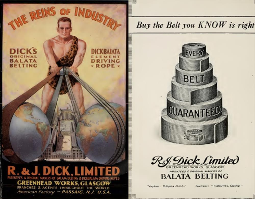 R & J Dick Limited.j
