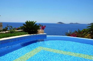 6 bedroom new development for sale in Antalya, Kas, Kalkan