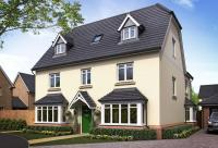 5 bed new home in Thorpe Close Hawkwell...