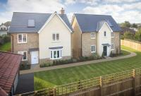 3 bedroom new property in Thorpe Close Hawkwell...