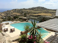 2 bed Detached Villa in Cyclades islands...