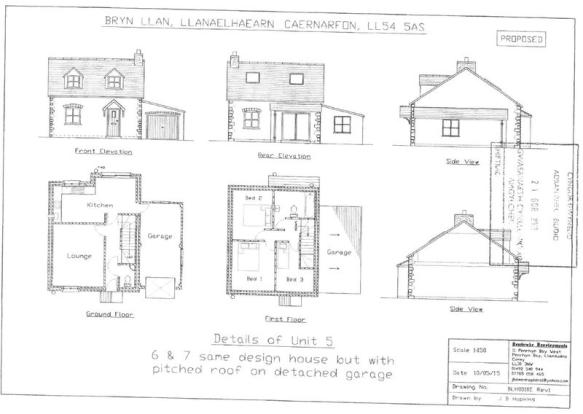 Proposed Dwell...