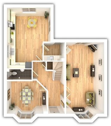 Taylor_Wimpey-Harringworth-4_bed-ground_level_plan_3d