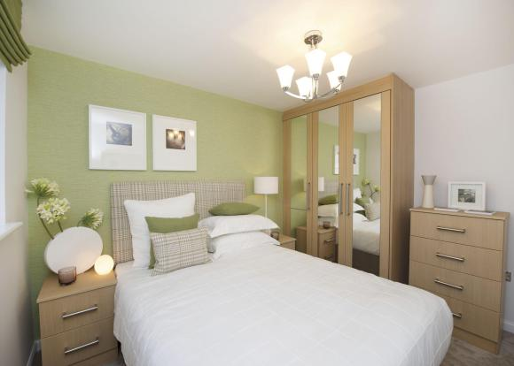 Typical Finchley interior