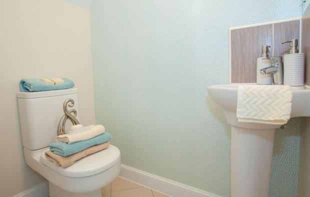 Typical Thornbury WC