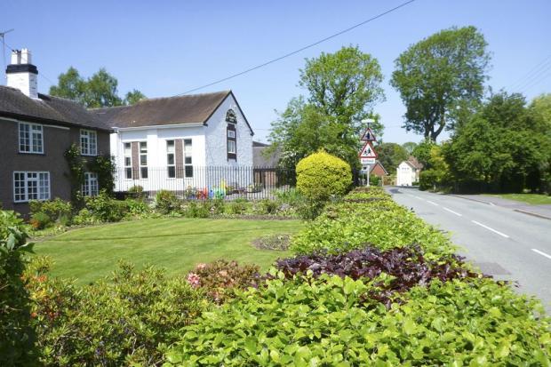 Yarnfield village hall