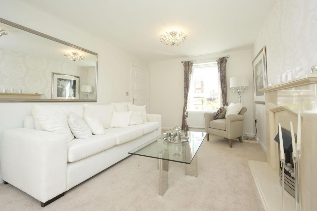Typical Harrogate lounge