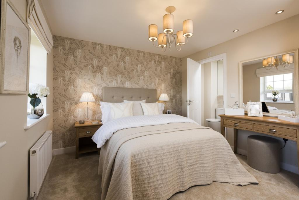 Typical Harrogate bedroom two