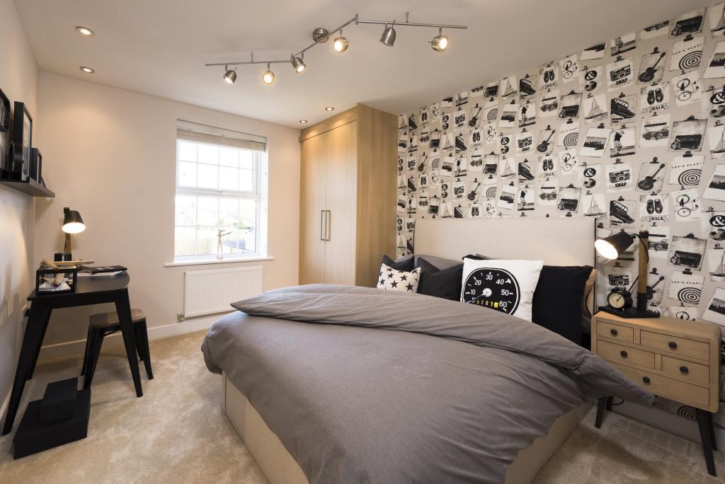Typical Harrogate third bedroom