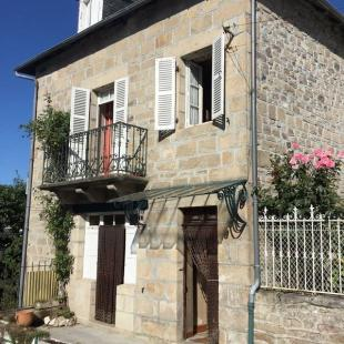 Detached house for sale in Limousin, Corr�ze...