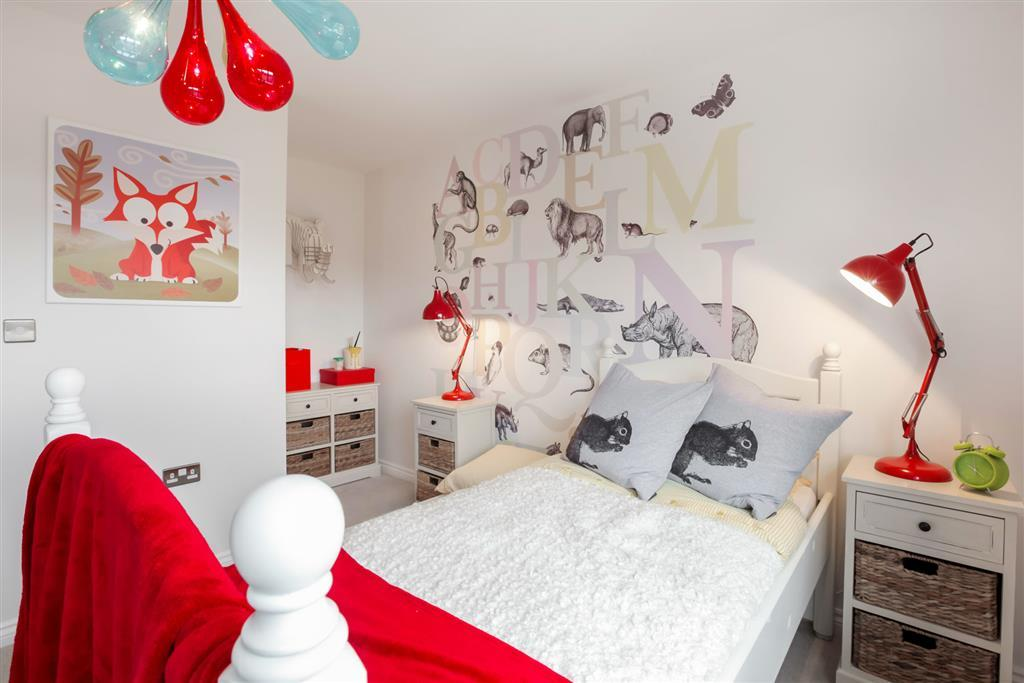 Image from actual Show Home