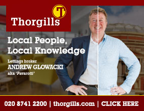 Get brand editions for Thorgills, Hammersmith