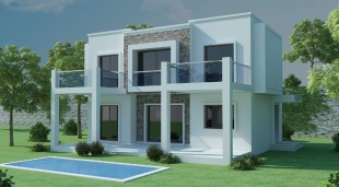 3 bedroom Villa in Mugla, Bodrum, Gumusluk