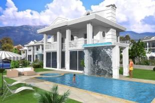 4 bedroom new development in Mugla, Fethiye, Hisaronu