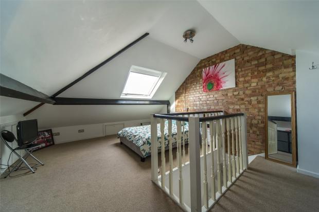 Converted Loft Room