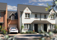 3 bed new home in Fairfield Road, Havant...