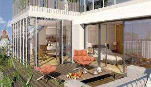 3 bedroom new Apartment for sale in Paris-Isle of France...