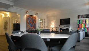 Apartment in Paris-Isle of France...