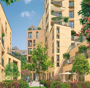 1 bed new Apartment for sale in Paris 15 Vaugirard...