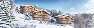 3 bedroom new Apartment in Rhone Alps, Haute-Savoie...