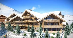 4 bed new Apartment for sale in Alpe d`Huez, Isère...
