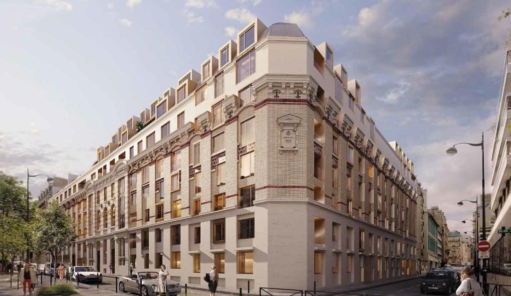 Paris-Isle of France new Studio flat