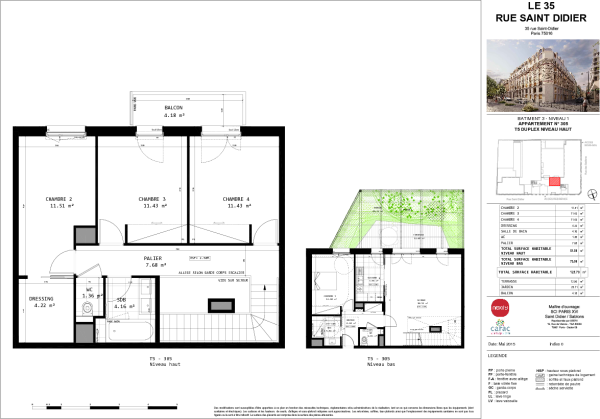 4bed floor plan