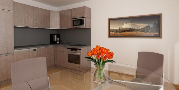 Cosy kitchen