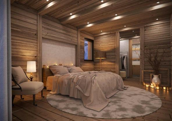 1 of the4 bedrooms