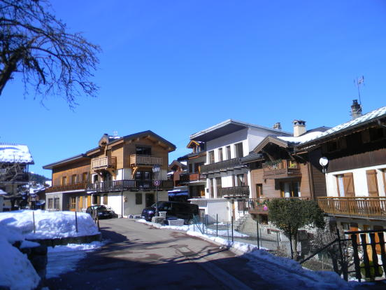 Chalet street